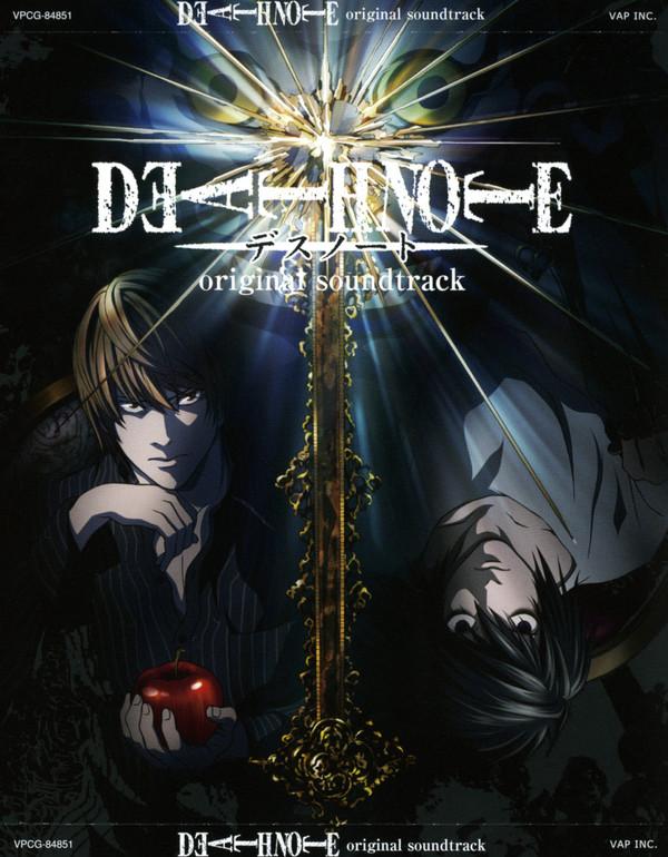 Death Note Original Soundtrack | Death Note Wiki | FANDOM ...