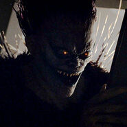 Netflix character icon Ryuk
