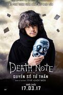 LNW Vietnamese poster Ryuzaki