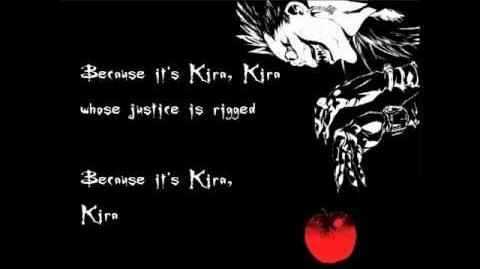 The Name Is Kira! Death Note Musical NY Demo Lyrics