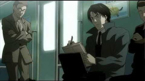 Death Note ( Тетрадь смерти ) 5 серия.