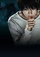 Death Note 2006 poster L no text