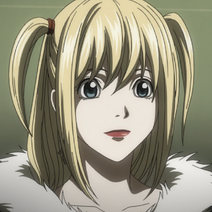Misa Amane - Anime