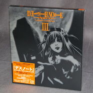 OST3 slipcase photo cover