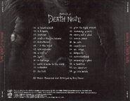 Sound of Death Note slipcase back