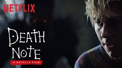 Netflix clip Light Meets Ryuk