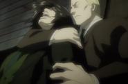 Rester restrains Mikami