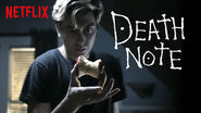 Netflix title card Light apple