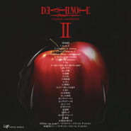 OST2 booklet 16 tracks