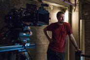 Netflix bts Adam Wingard