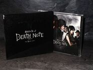 Sound of Death Note the Last name case and slipcase cover photo