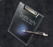 Death Note the Escape goods 01