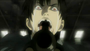 Matsuda dispara a Light