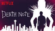 Netflix title card Light Ryuk Seattle