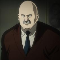 Steve Mason - Anime