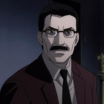Soichiro Yagami - Anime