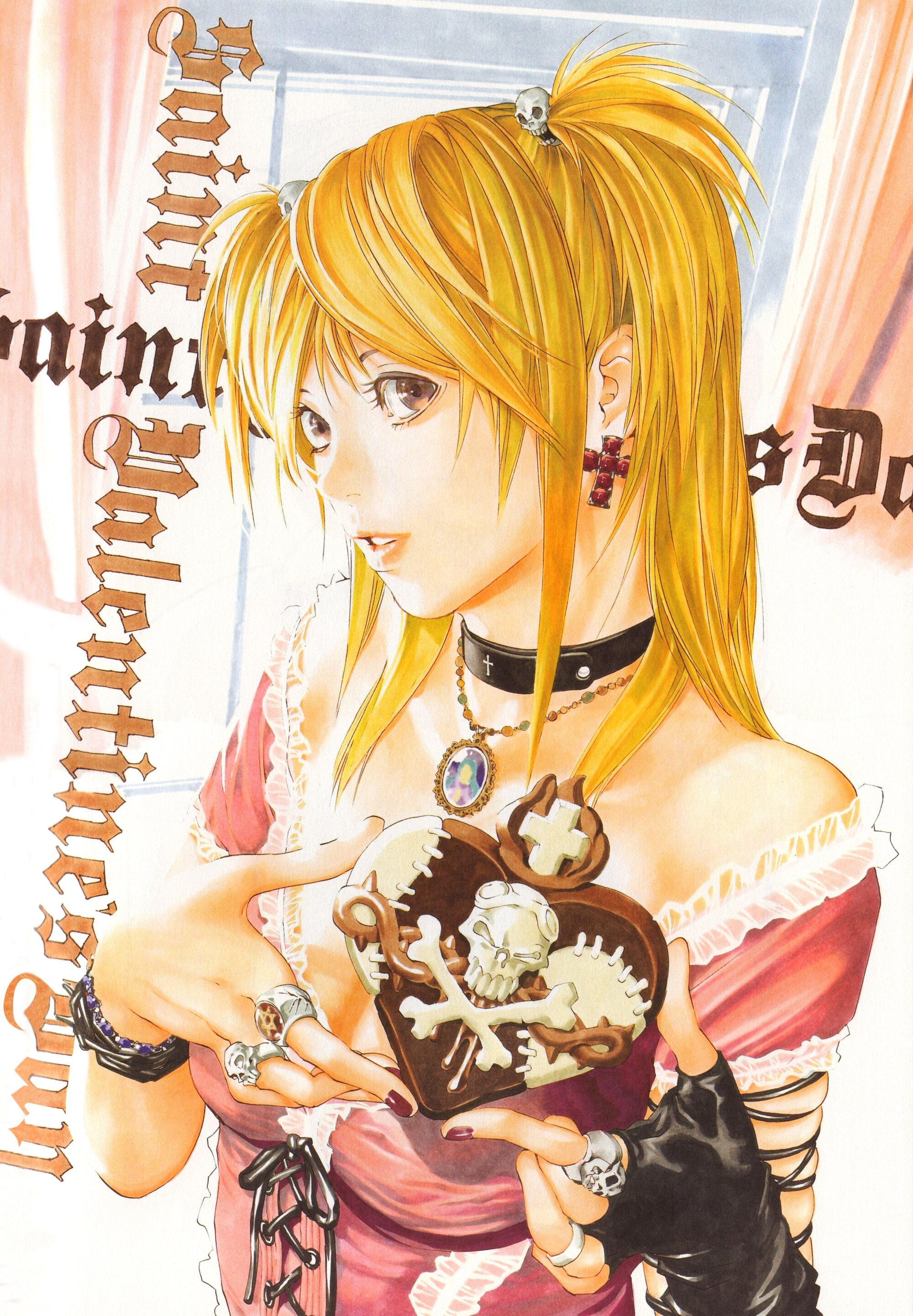 Misa Amane Death Note Wiki Fandom Powered By Wikia