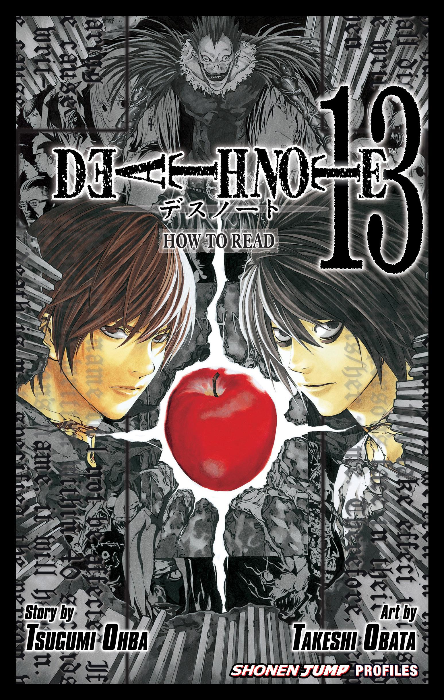 Death Note Comic Pdf