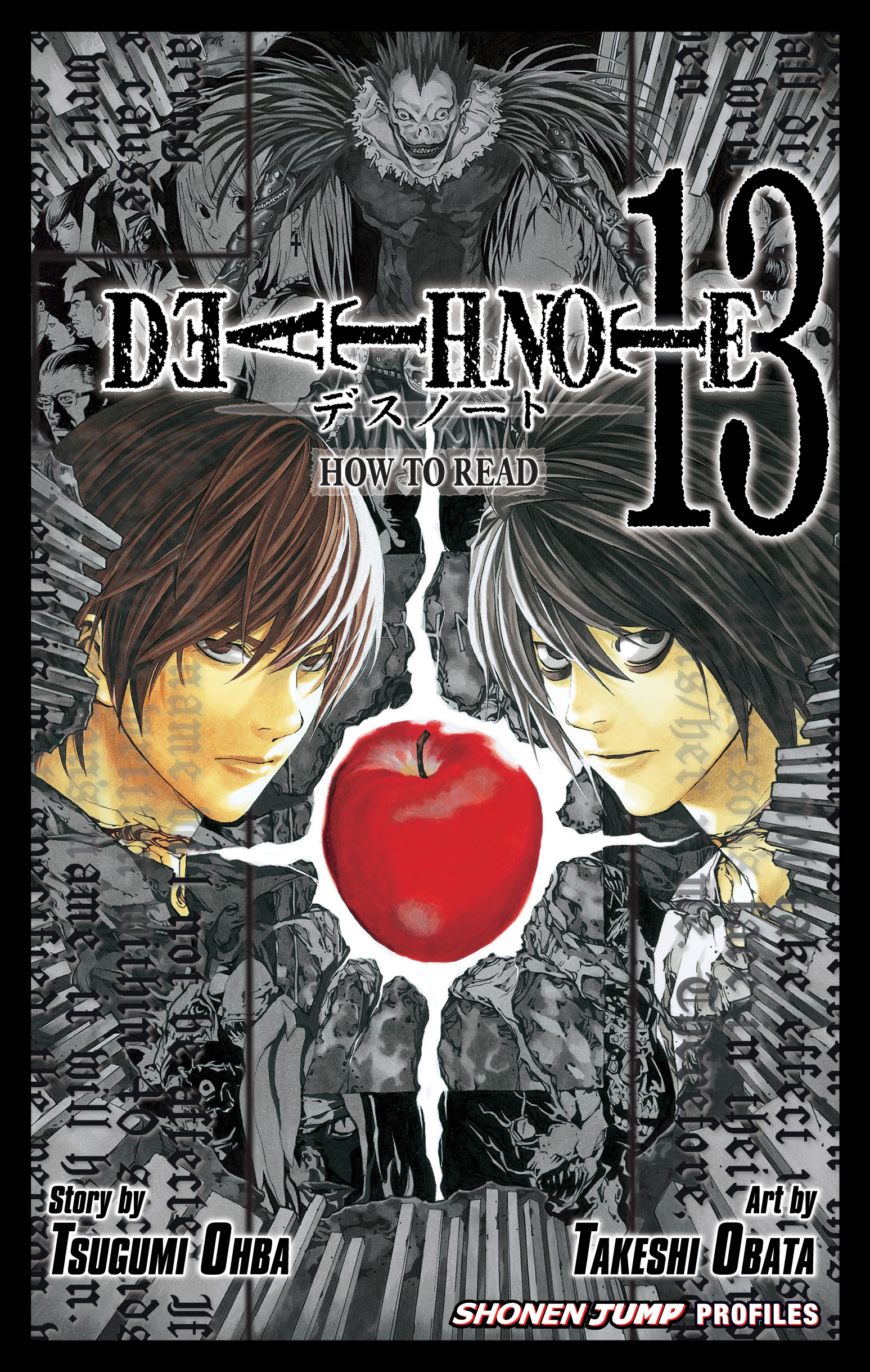 Death Note 13: How to Read | Death Note Wiki | FANDOM