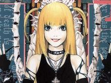 Misa Amane-Manga