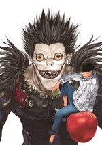 Death Note - Special One-Shot (Cover)
