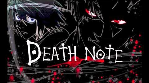 Death Note Opening 1 HD