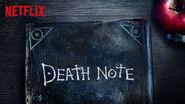 Netflix title card book