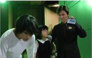 Suruga meets L and Maki