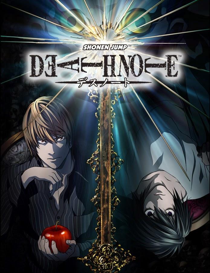 Death note manga or anime