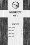 Volume 01 contents Viz