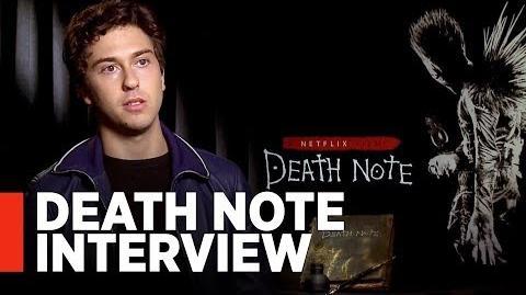 Netflix interview Nat Wolff