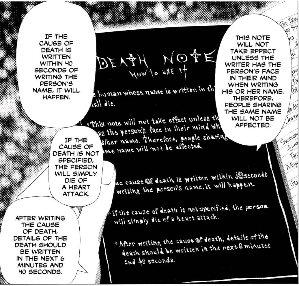 Death Note Volume 4 Pdf