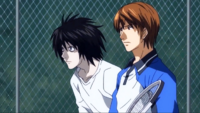 L and Ligth Tennis