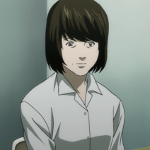 Sachiko Yagami - Anime
