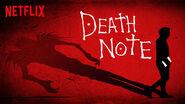 Netflix title card red