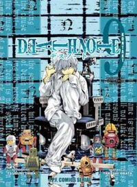 Death Note tom 9