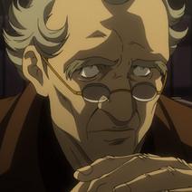 Roger Ruvie - Anime