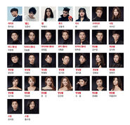 Musical Korean 2017 full cast