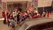 Ichigo Berry fans after concert