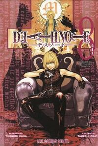 Death Note tom 8