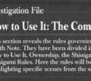 Rules of the Death Note/How to Read Rules