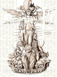 Death Note tom 12