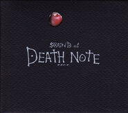 Sound of Death Note case cover