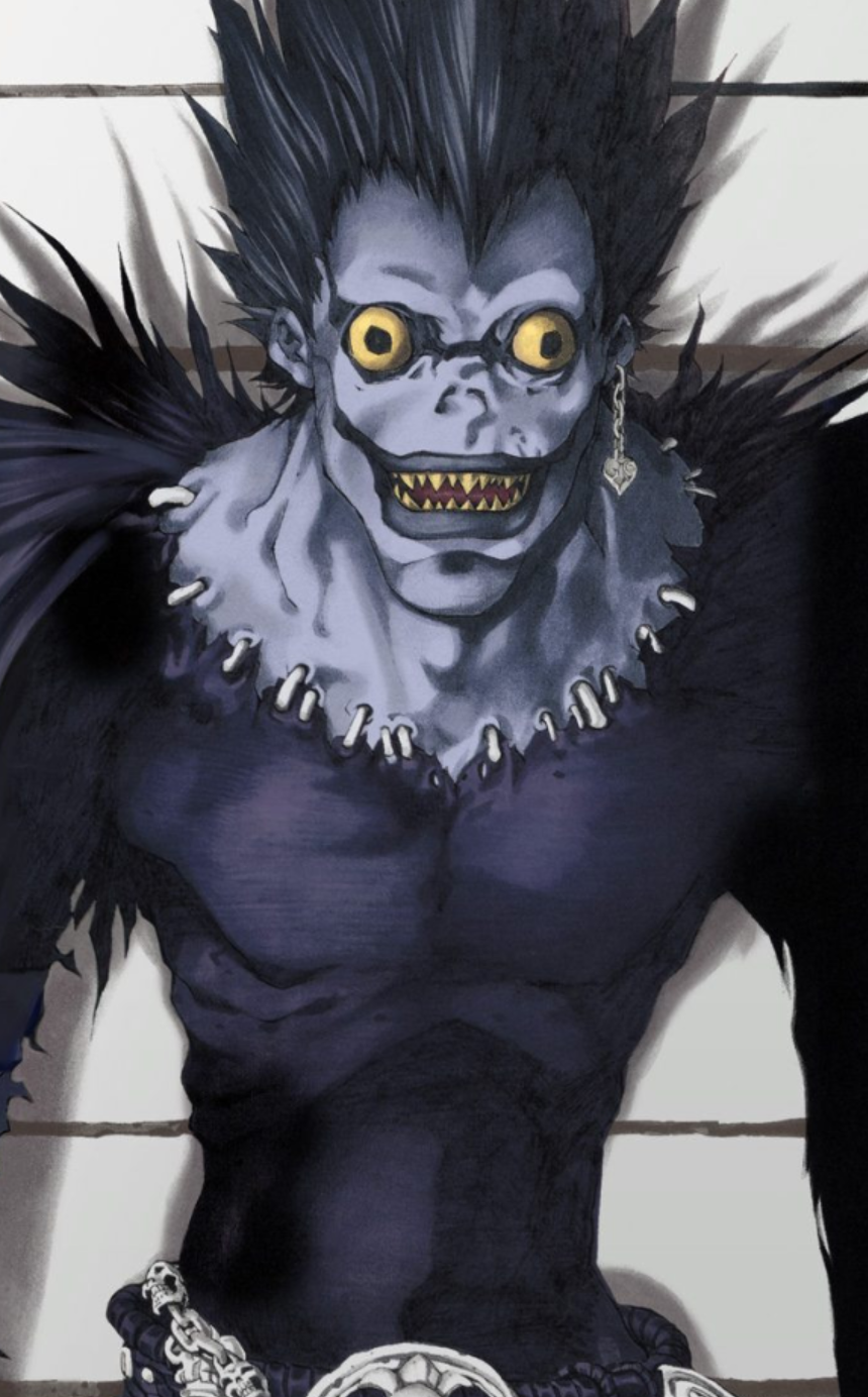 Ryuk Death Note Wiki Fandom