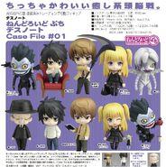 Nendoroid Petit Case File 01 - 2