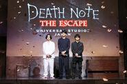 Death Note the Escape LNW actors