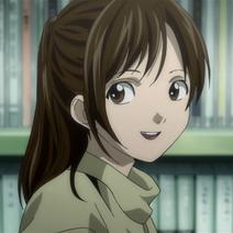Sayu Yagami (niña) - Anime