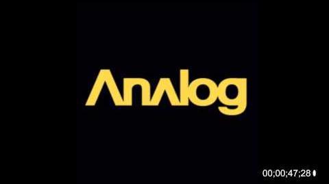 Analog interference