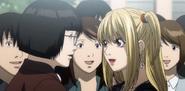 Kyoko meets Misa