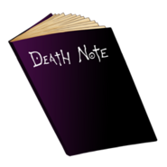 Othellonia art Death Note